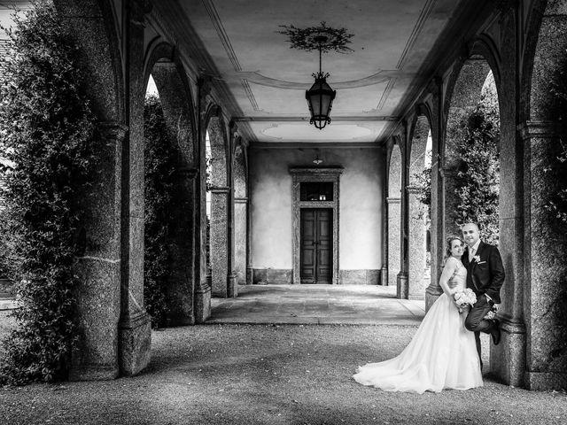 Il matrimonio di Andrea e Benedetta a Vimercate, Monza e Brianza 28