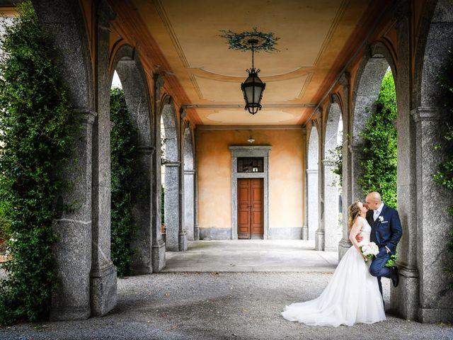 Il matrimonio di Andrea e Benedetta a Vimercate, Monza e Brianza 29