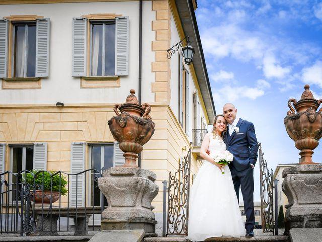 Il matrimonio di Andrea e Benedetta a Vimercate, Monza e Brianza 31