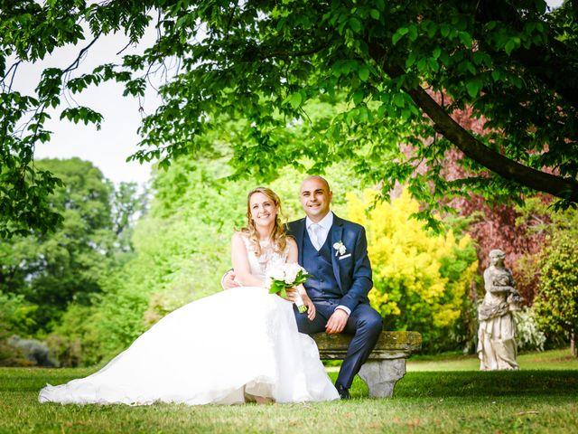 Il matrimonio di Andrea e Benedetta a Vimercate, Monza e Brianza 34