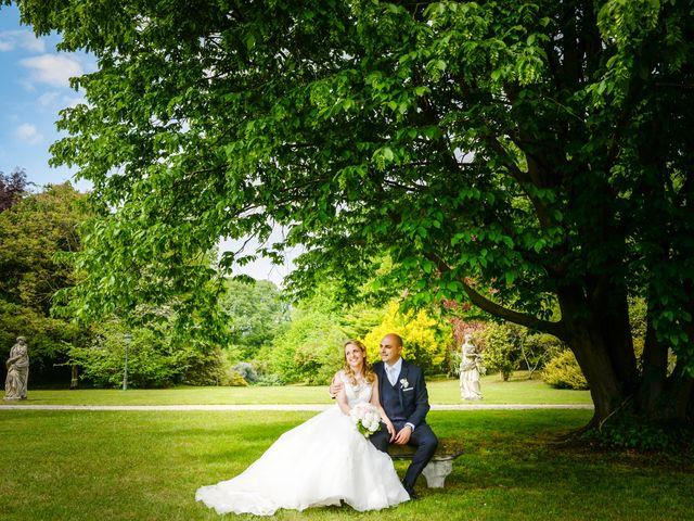 Il matrimonio di Andrea e Benedetta a Vimercate, Monza e Brianza 35
