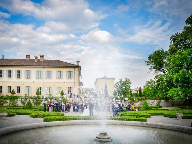 Il matrimonio di Andrea e Benedetta a Vimercate, Monza e Brianza 46