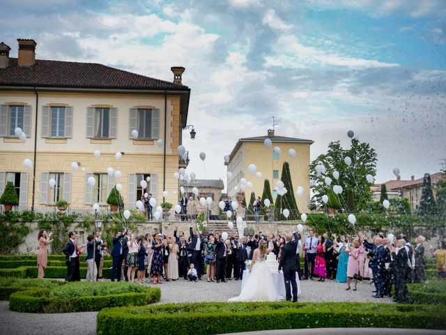 Il matrimonio di Andrea e Benedetta a Vimercate, Monza e Brianza 47