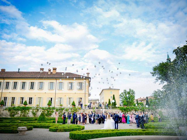 Il matrimonio di Andrea e Benedetta a Vimercate, Monza e Brianza 48