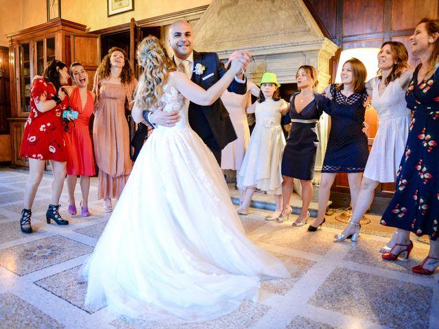 Il matrimonio di Andrea e Benedetta a Vimercate, Monza e Brianza 59