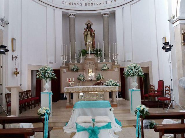 Il matrimonio di Daniele  e Simona  a Trani, Bari 12