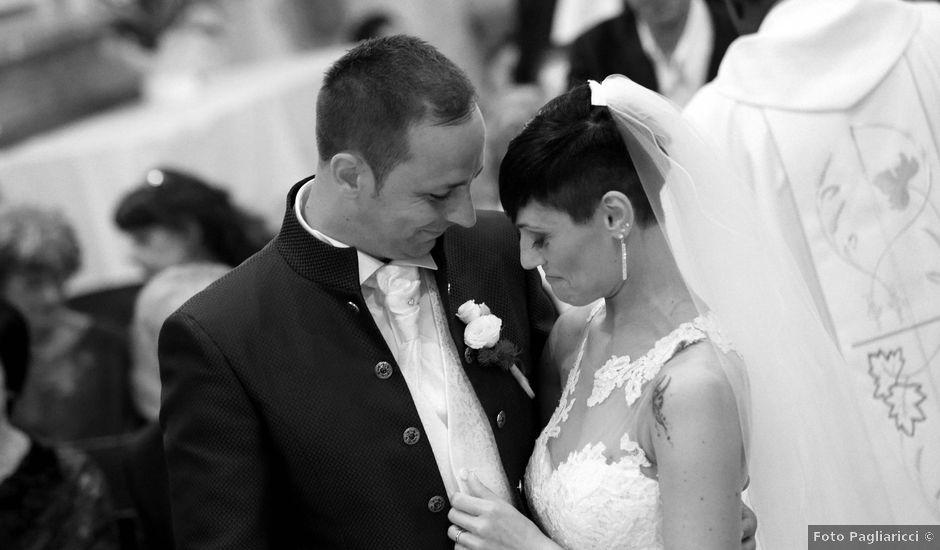 Il matrimonio di Walter e Francesca a Amelia, Terni