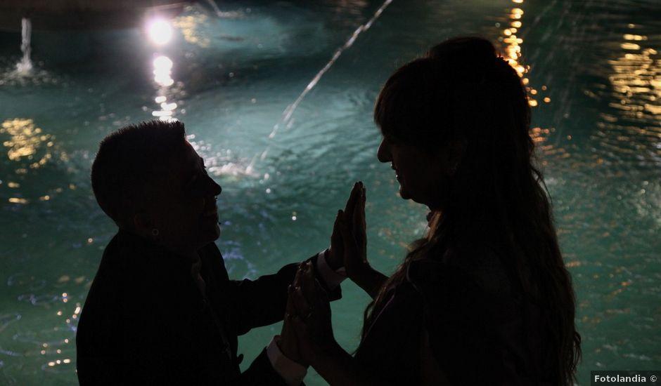 Il matrimonio di Stefania e Anita a Roma, Roma