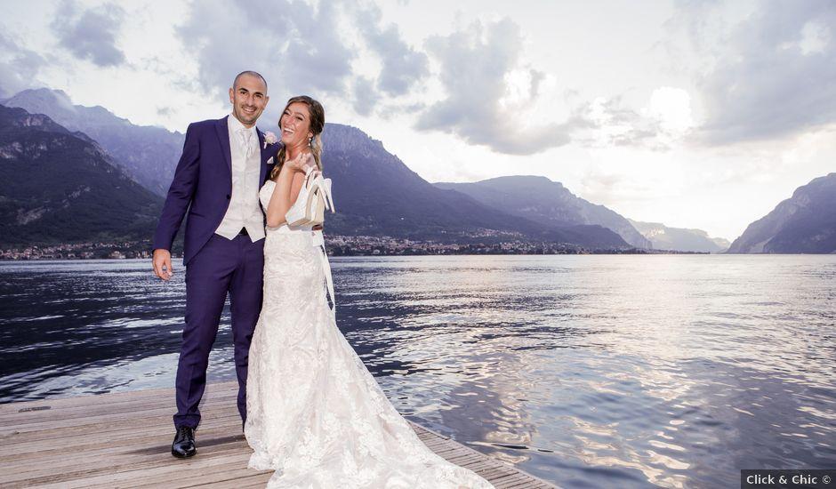Il matrimonio di Gabriele e Annarita a Oliveto Lario, Lecco