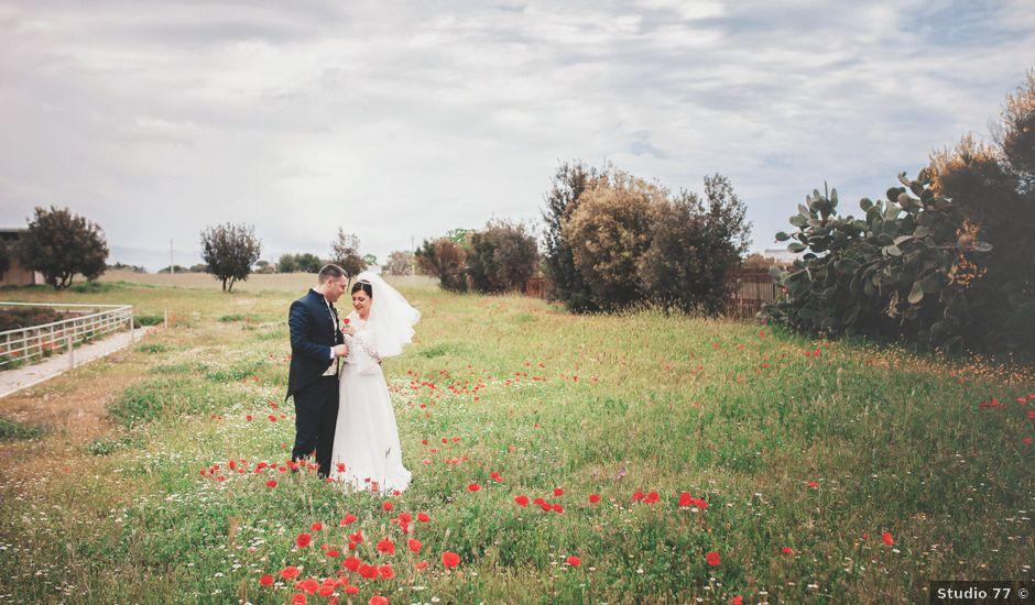 Il matrimonio di Alessandro e Francesca a Foggia, Foggia