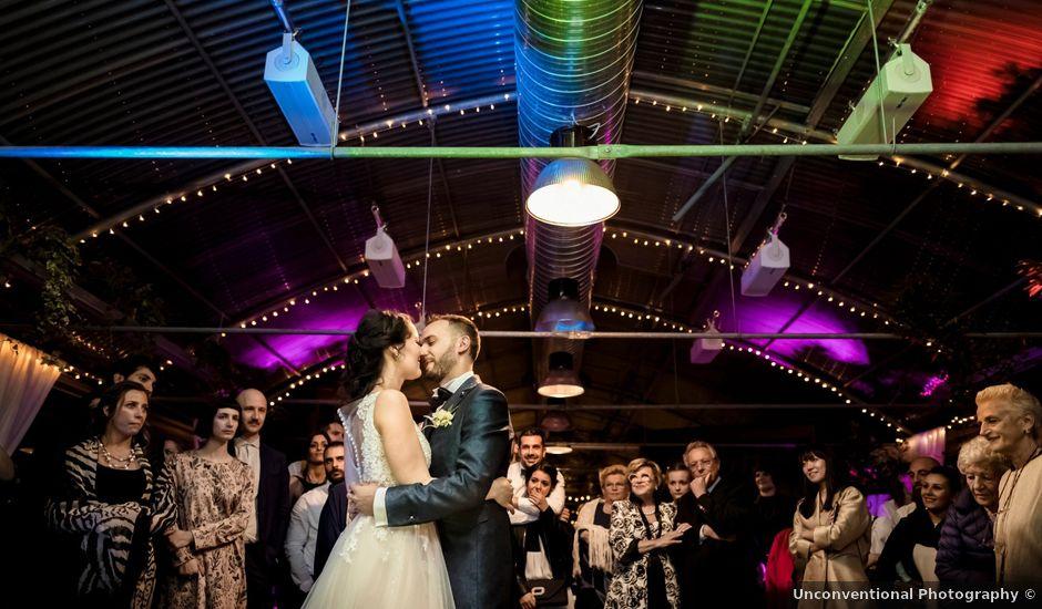Il matrimonio di Fabio e Laura a Meina, Novara