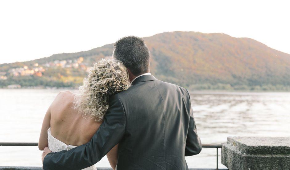 Il matrimonio di Riccardo e Angela a Sarnico, Bergamo