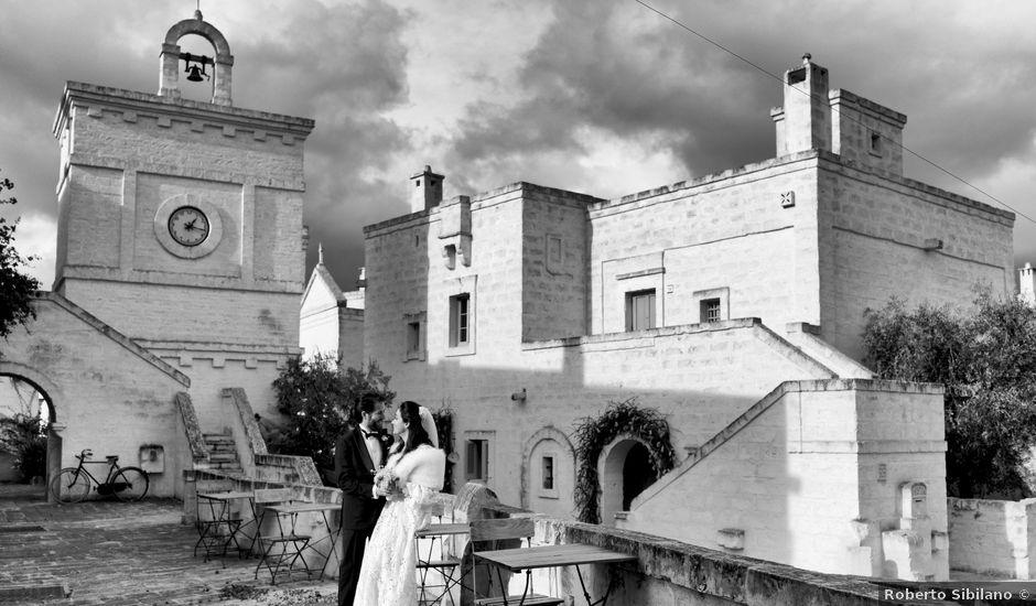 Il matrimonio di Gianvito e Ilaria a Savelletri, Brindisi