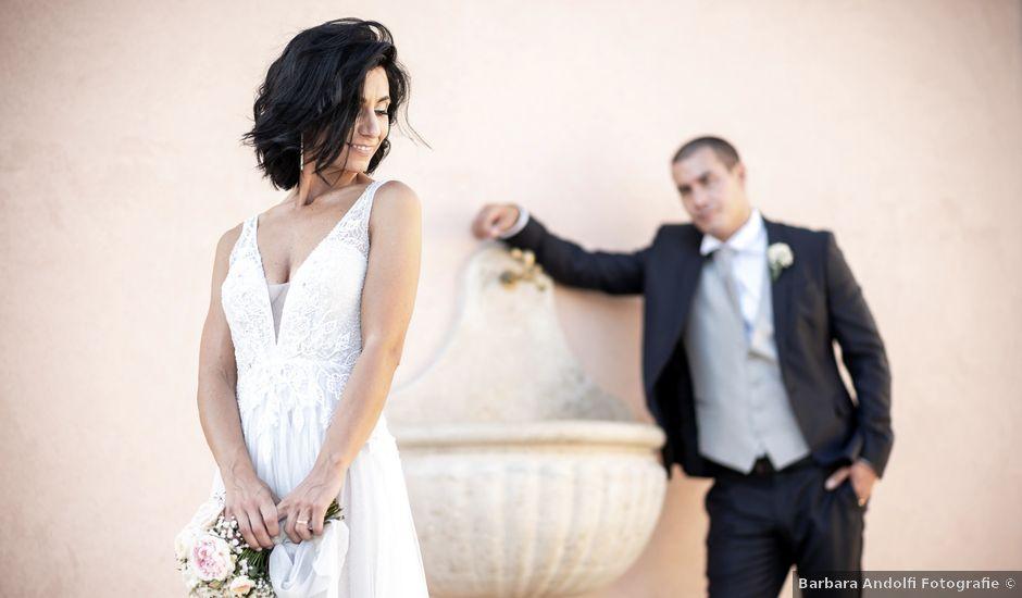 Il matrimonio di Federico e Monia a Montereale, L'Aquila