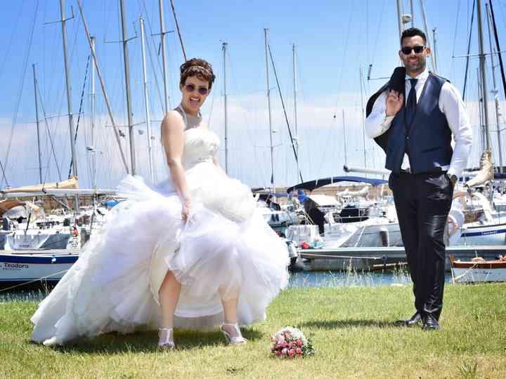 Le nozze di Tamara e Francesco
