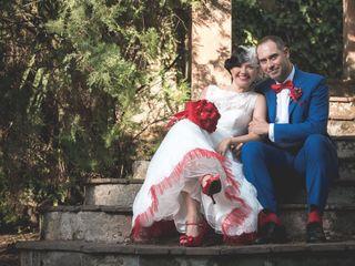 Le nozze di Nadia e Roberto