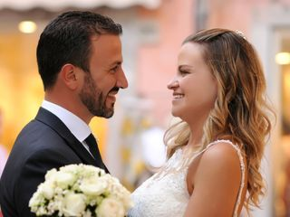Le nozze di Marialisa e Vitaliano