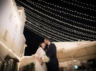 Le nozze di Alessandra e Onofrio