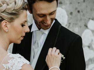 Le nozze di Maria Iolanda e Giovanni
