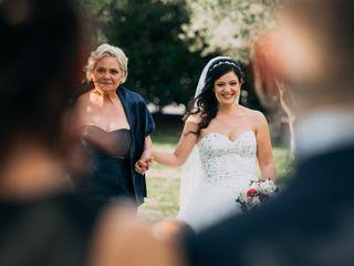 Le nozze di Jane e Stefano 1