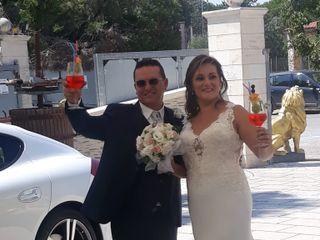 Le nozze di Patrizia  e Piero  2