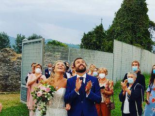 Le nozze di Aldina e Matteo 1