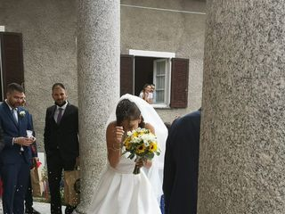 Le nozze di Mara e Francesco 1