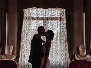 Le nozze di Annachiara e Stefano