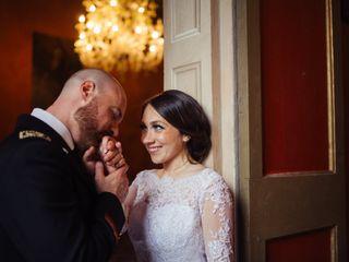 Le nozze di Irina e Sergio