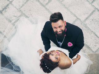 Le nozze di Angela e Giorgio