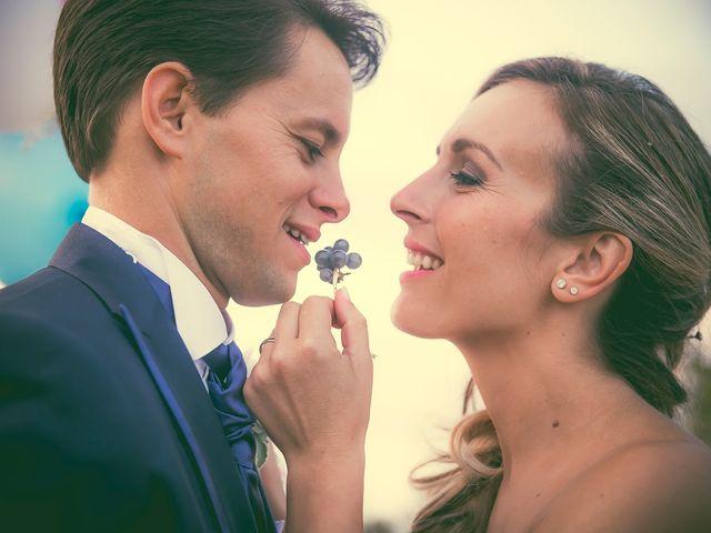 le nozze di Sonia e Gianluca