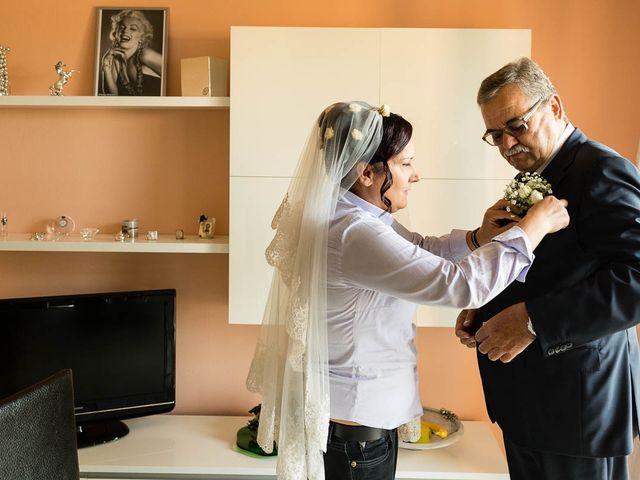 Il matrimonio di Giovanni e Liudmilla a Magenta, Milano 2