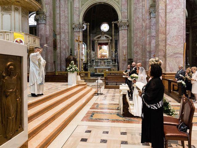 Il matrimonio di Giovanni e Liudmilla a Magenta, Milano 37