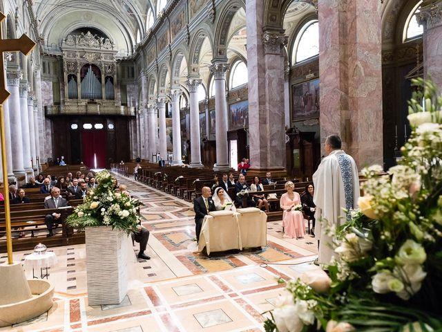 Il matrimonio di Giovanni e Liudmilla a Magenta, Milano 42