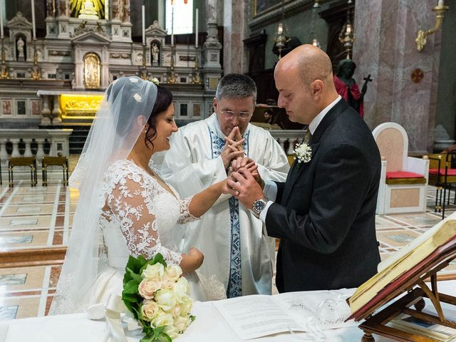 Il matrimonio di Giovanni e Liudmilla a Magenta, Milano 49