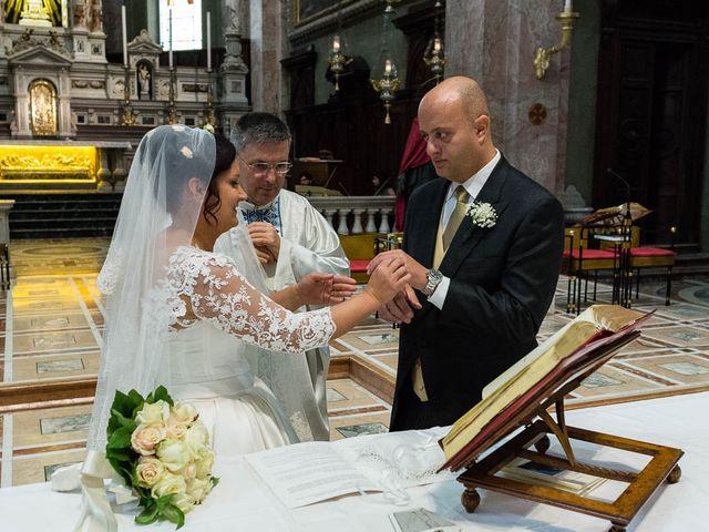 Il matrimonio di Giovanni e Liudmilla a Magenta, Milano 50