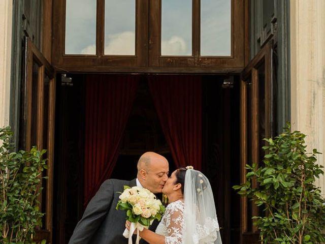 Il matrimonio di Giovanni e Liudmilla a Magenta, Milano 68