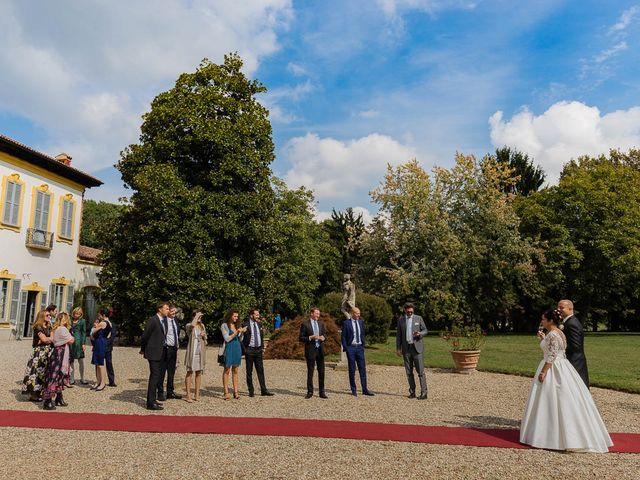 Il matrimonio di Giovanni e Liudmilla a Magenta, Milano 78