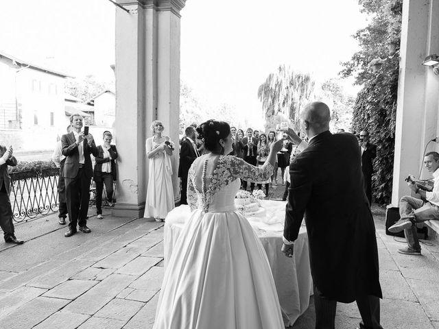Il matrimonio di Giovanni e Liudmilla a Magenta, Milano 121