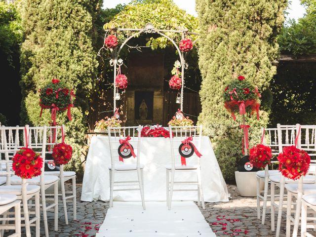 Il matrimonio di Roberto e Nadia a Grottaferrata, Roma 10