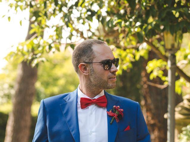 Il matrimonio di Roberto e Nadia a Grottaferrata, Roma 11