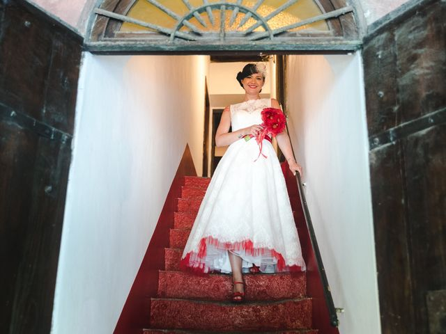 Il matrimonio di Roberto e Nadia a Grottaferrata, Roma 16