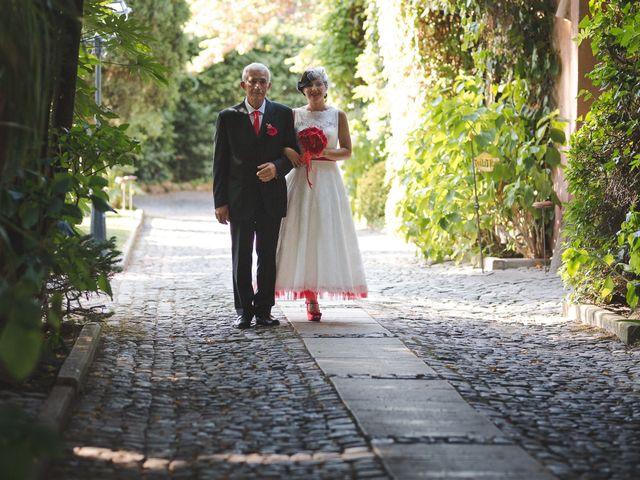 Il matrimonio di Roberto e Nadia a Grottaferrata, Roma 18