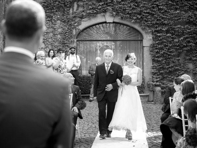 Il matrimonio di Roberto e Nadia a Grottaferrata, Roma 20