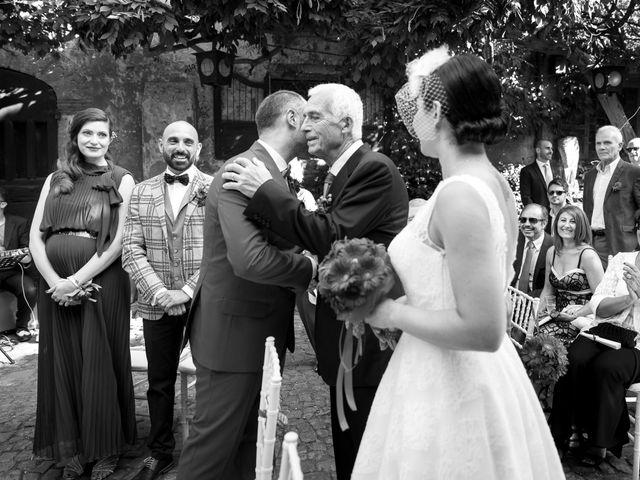 Il matrimonio di Roberto e Nadia a Grottaferrata, Roma 21