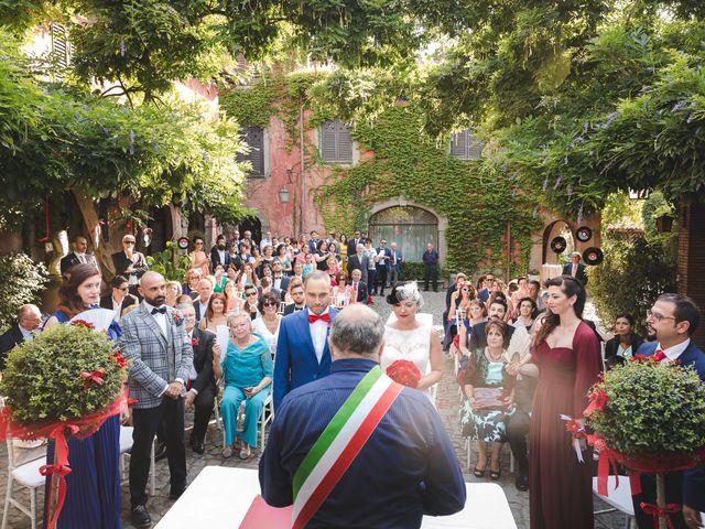 Il matrimonio di Roberto e Nadia a Grottaferrata, Roma 22