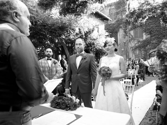 Il matrimonio di Roberto e Nadia a Grottaferrata, Roma 23