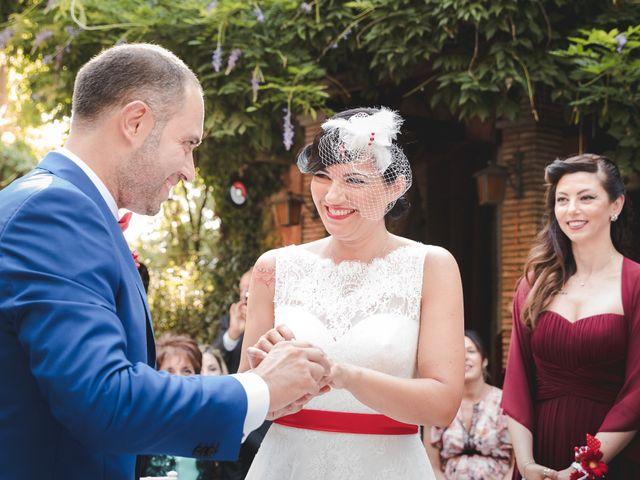 Il matrimonio di Roberto e Nadia a Grottaferrata, Roma 25
