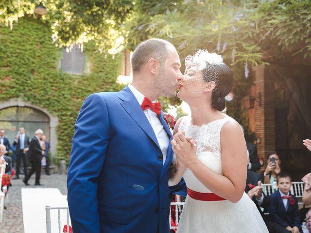 Il matrimonio di Roberto e Nadia a Grottaferrata, Roma 27