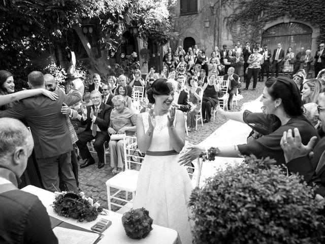 Il matrimonio di Roberto e Nadia a Grottaferrata, Roma 28